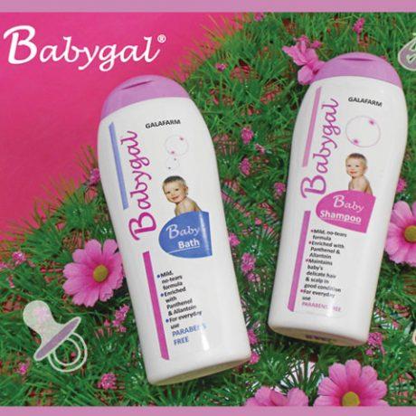 bebigal šampon i kupka za bebe i decu bez parabena