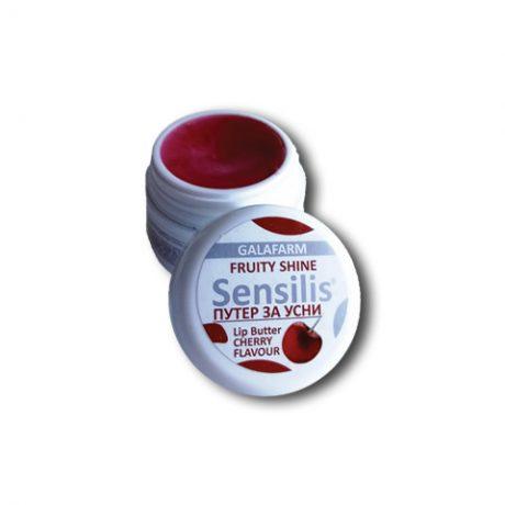 SENSILIS® mast/buter za usne trešnja u plastičnoj kutijici