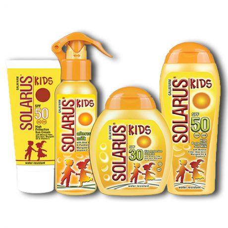 kolkecija za zaštitu od sunca za decu