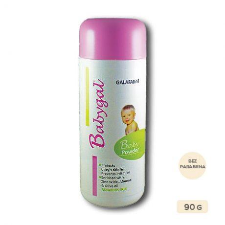 Babygal® puder bez parabena u plastičnom pakovanju