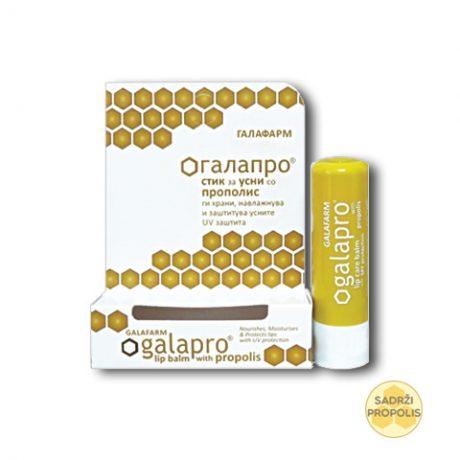 Galapro® stik/balzam za usne sa propolisom i UV zaštitom